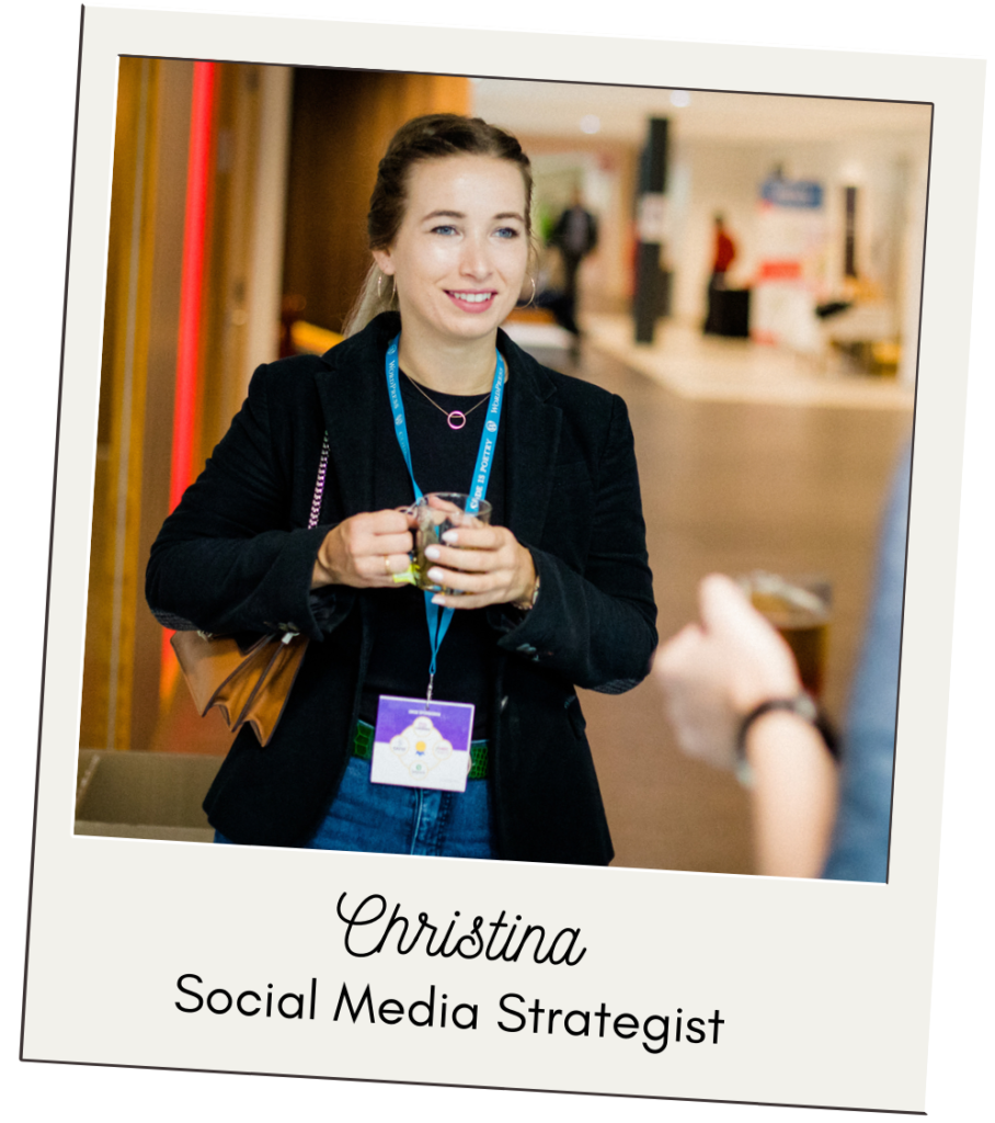 Christina - Social Media Strategist - Polaroid